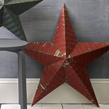 Metal Star Home Decor Amish Metal Barn Star By The Original Home Store The Home Of