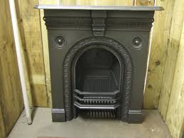198mc victorian cast iron fireplace stockport