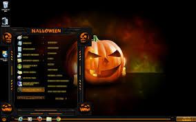 halloween theme for windows 7 tema dia de muertos youtube