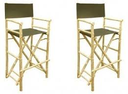 Tall Director Chairs White Directors Chairs Foter