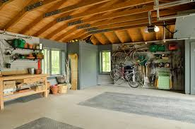garage workbench garage and shed traditional with bike storage fir