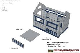 basic poultry house plan with inside plans for chicken coop 12927