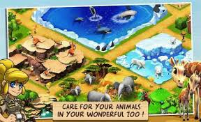 Download Game Android Wonder Zoo Mod Apk | wonder zoo animal rescue 2 0 7b apk mod android