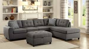 Reversible Sectional Sofa by 2 Pc Stonenesse Collection