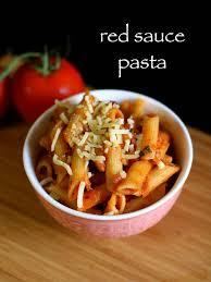 red sauce pasta recipe pasta in red sauce recipe tomato pasta