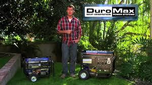 duromax xp4400e generator u0026 duromax xp10000e generator reviews