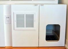 Ikea Litter Box Cabinet Ikea Hack Besta Litter Box Cabinet Because I Need This For