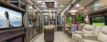 Fifth Wheel Floor Plans Front Living Room by Solitude Fifth Wheel Grand Design Rv