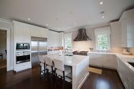 Zinc Kitchen Island - zinc kitchen hood transitional kitchen ciuffo cabinetry