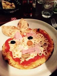 cuisine du lapin la pizza lapin du menu enfants picture of casa nostra dijon