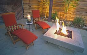 Glass Firepit Award Winning Outdoor Room With Glass Topped Pit And Custom