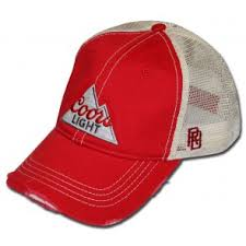 coors light t shirt amazon beer hats liquor hats and officially licensed hats