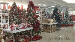 jcpenney home accents christmas decor christmas trees