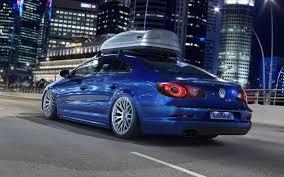 volkswagen car wallpaper volkswagen cc volkswagen passat cc vw cc blue deep blue car avto
