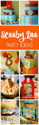 scooby doo birthday party pretty my party