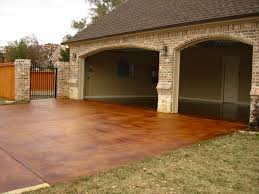 Stain Concrete Patio Yourself Diy Stained Concrete How To Revitalize Any Concrete Surface Do