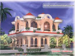 Architectural Designs For Homes Arabic Style House - Arabic home design