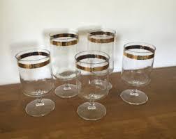 unique shaped wine glasses ornate wine glasses etsy
