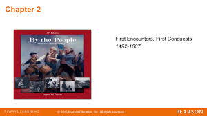 first encounters first conquests ppt video online download