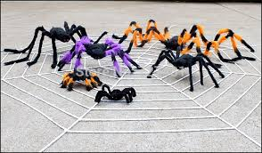 halloween decorations outdoors picture detailed picture