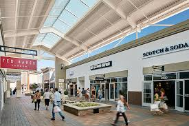about san francisco premium outlets a shopping center in