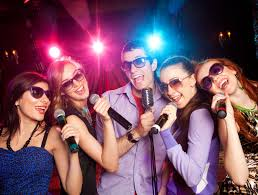 karaoke party capital stage
