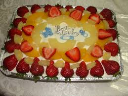 tres leches cake con frutas three milks cake with fruits
