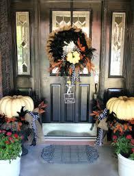 front doors full size of patio outdoor halloween outdoor decor