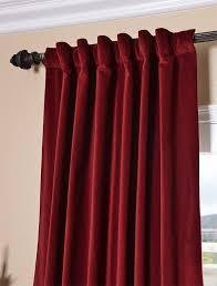 red velvet curtains ikea house pinterest red velvet curtains