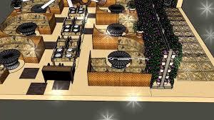 hotel consultants 3d restaurant interior youtube