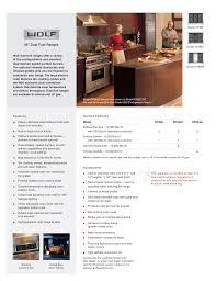 download free pdf for wolf df366 range manual