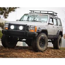 11634 10 all terrain fender flare kit 84 01 cherokee xj