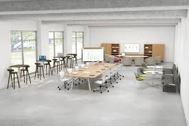 Teknion Conference Table Education Classroom