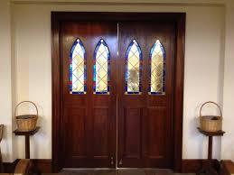 church glass doors custom doors massmann studios a church design and renovation