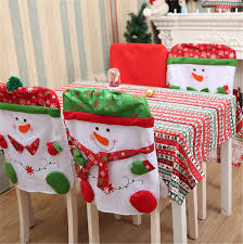 snowman chair covers other flowers celebrations gifts skidding christmas snowman