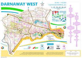 Stirling Scotland Map Relay U2013 Darnaway Woc 2015
