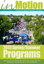 wetaskiwin program u0026 activity guide spring summer 2013 by