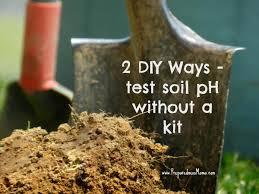Garden Soil Types - vegetable garden soil ph home outdoor decoration