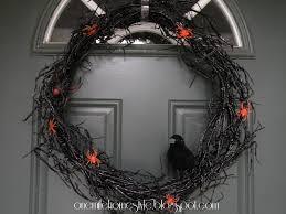 halloween wreath spooky halloween wreath