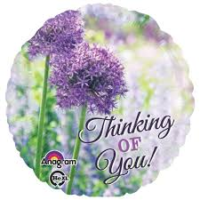 thinking of you flowers a30778 18 inch thinking of you flowers