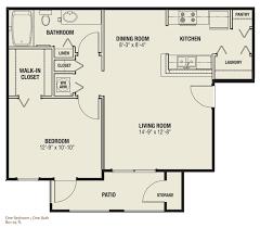 zspmed of unique floor plans