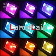 Color Changing Flood Lights Lighting 10w Rgb Color Changing Led Flood Light Outdoor Led