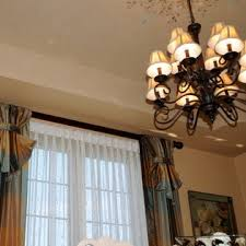 Custom Cornices Residence In Franklin Wi Custom Cornices And Draperies