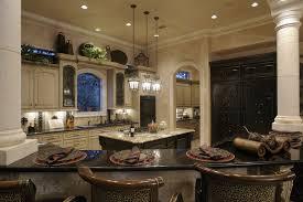 Mediterranean Kitchen Cabinets - glass kitchen cabinet doors kitchen mediterranean with cabinets