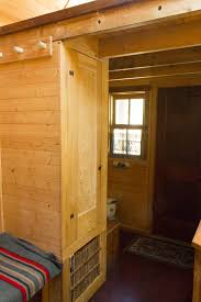 Tiny House Swoon Cedar Mountain Tiny House Swoon Intended For Tiny House Closet