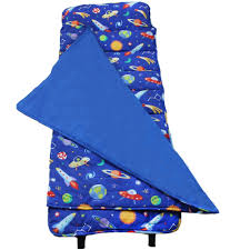 Outer Space Curtains Kids by Galaxy Outer Space Kids Blue Nap Mat Child Toddler Boy Sleeping Bag