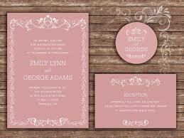 sle of wedding invitation wedding invitation wording picture ideas references