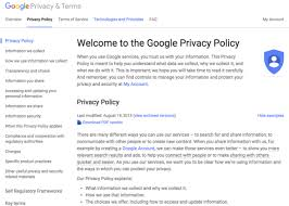 100 privacy policy mobile app privacy policy template