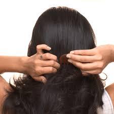 pigtails bun volume hairstyle tutorial video