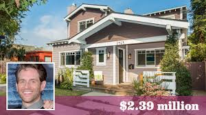 always sunny u0027s u0027 glenn howerton sells his hip venice home for 2 39